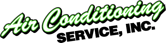 Air Conditioning Service Company Logo